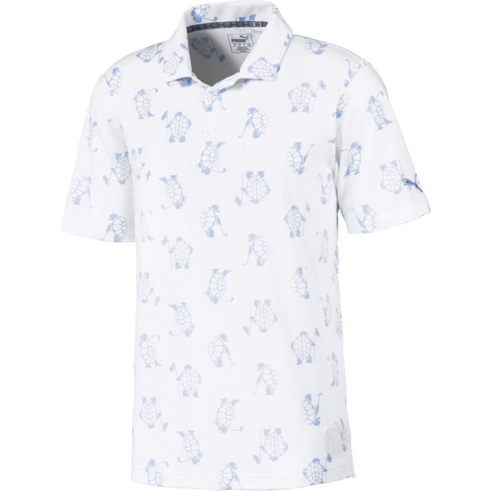 プーマ PUMA メンズ ゴルフ ポロシャツ トップス【Slow Play Golf Polo】Bright White