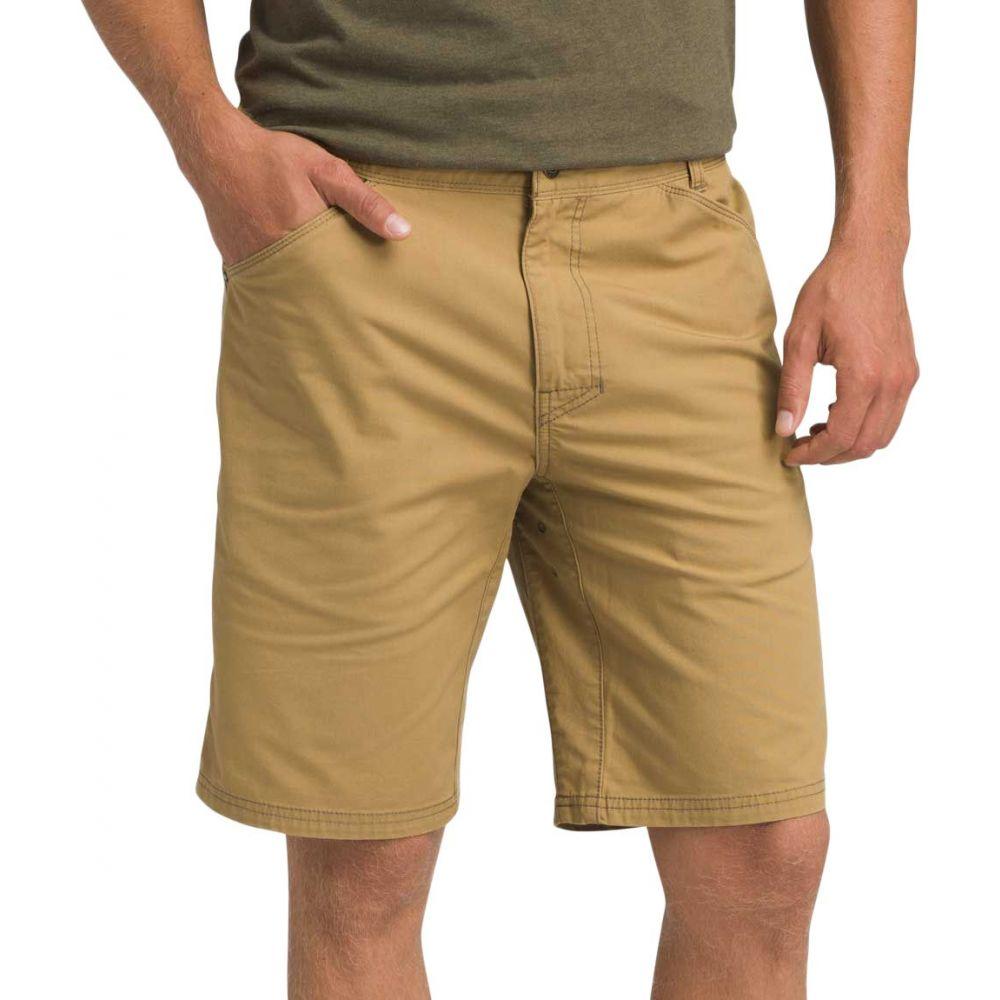 プラーナ prAna メンズ ショートパンツ ボトムス・パンツ【Santiago Shorts】Vintage Khaki