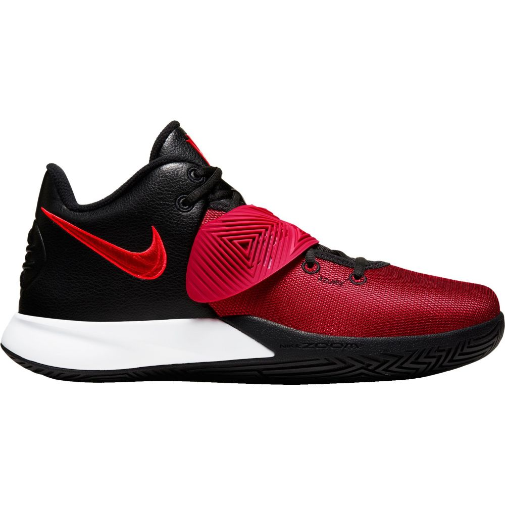 ナイキ Nike メンズ バスケットボール シューズ・靴【Kyrie Flytrap III Basketball Shoes】University Red/Black