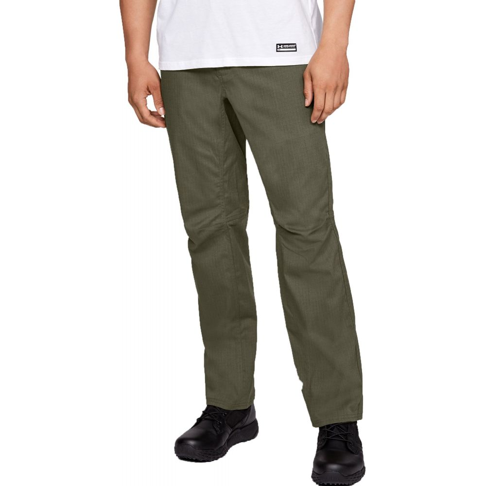 アンダーアーマー Under Armour メンズ ボトムス・パンツ 【Enduro Tactical Pants (Regular and Big & Tall)】Marine Od Green
