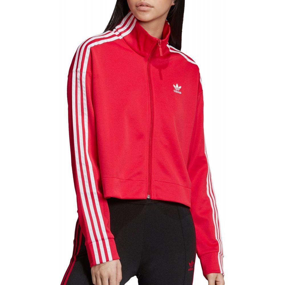 アディダス adidas レディース ジャージ アウター【Originals Bellista Track Jacket】Energy Pink