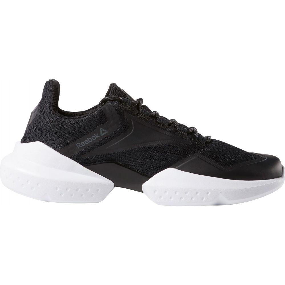 リーボック Reebok メンズ スニーカー シューズ・靴【Split Fuel Shoes】Black/Grey/White