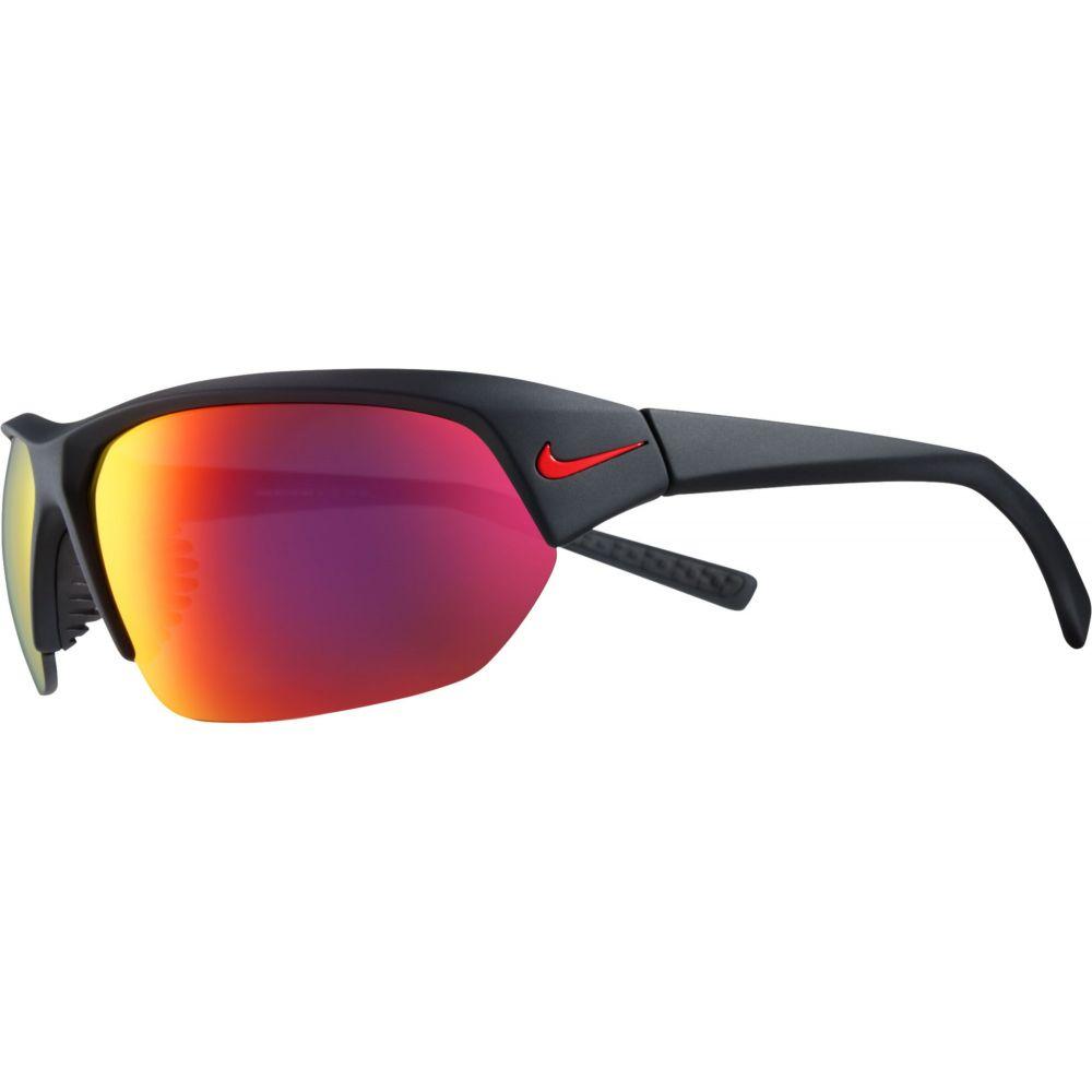ナイキ Nike ユニセックス メガネ・サングラス 【Skylon Ace Sunglasses】Matte Blk/Grey/Red Mirror