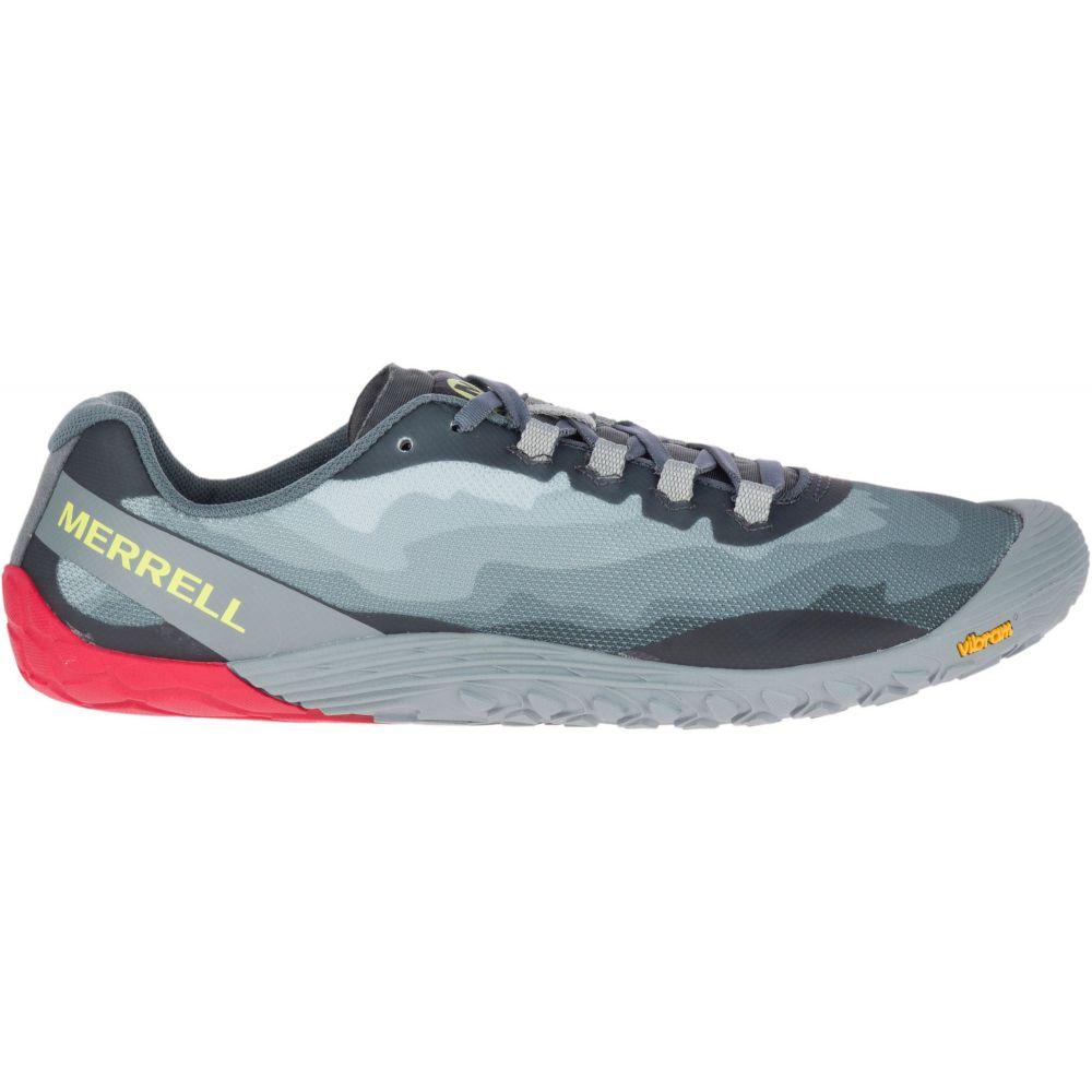 メレル Merrell メンズ ランニング・ウォーキング シューズ・靴【Vapor Glove 4 Trail Running Shoes】Grey