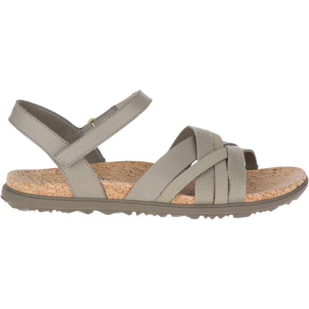 メレル Merrell レディース サンダル・ミュール バックストラップ シューズ・靴【Around Town Arin Backstrap Sandals】Brindle