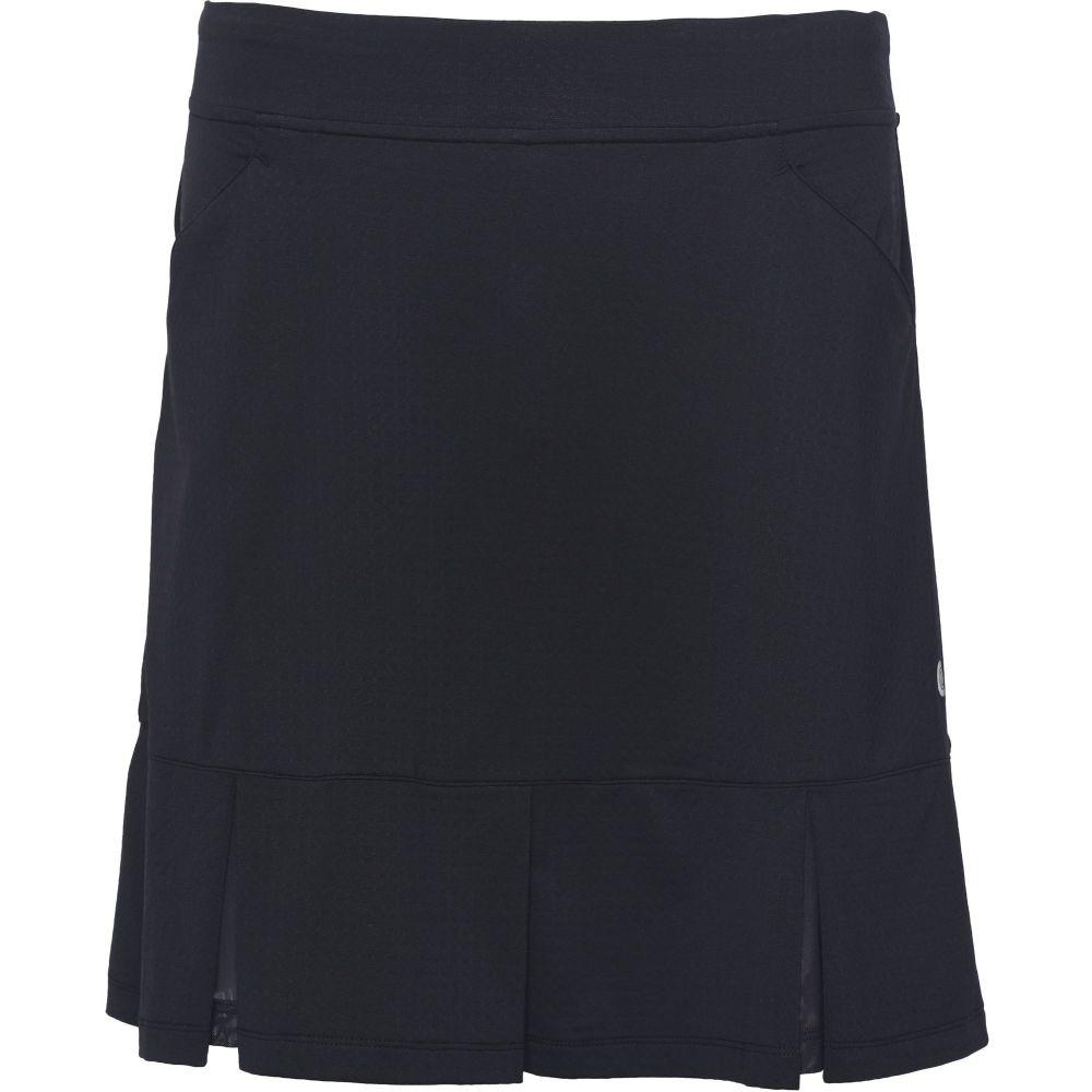 ベッティ&コート Bette & Court レディース ゴルフ スカート ボトムス・パンツ【Twirl Pull-On Golf Skirt】Black