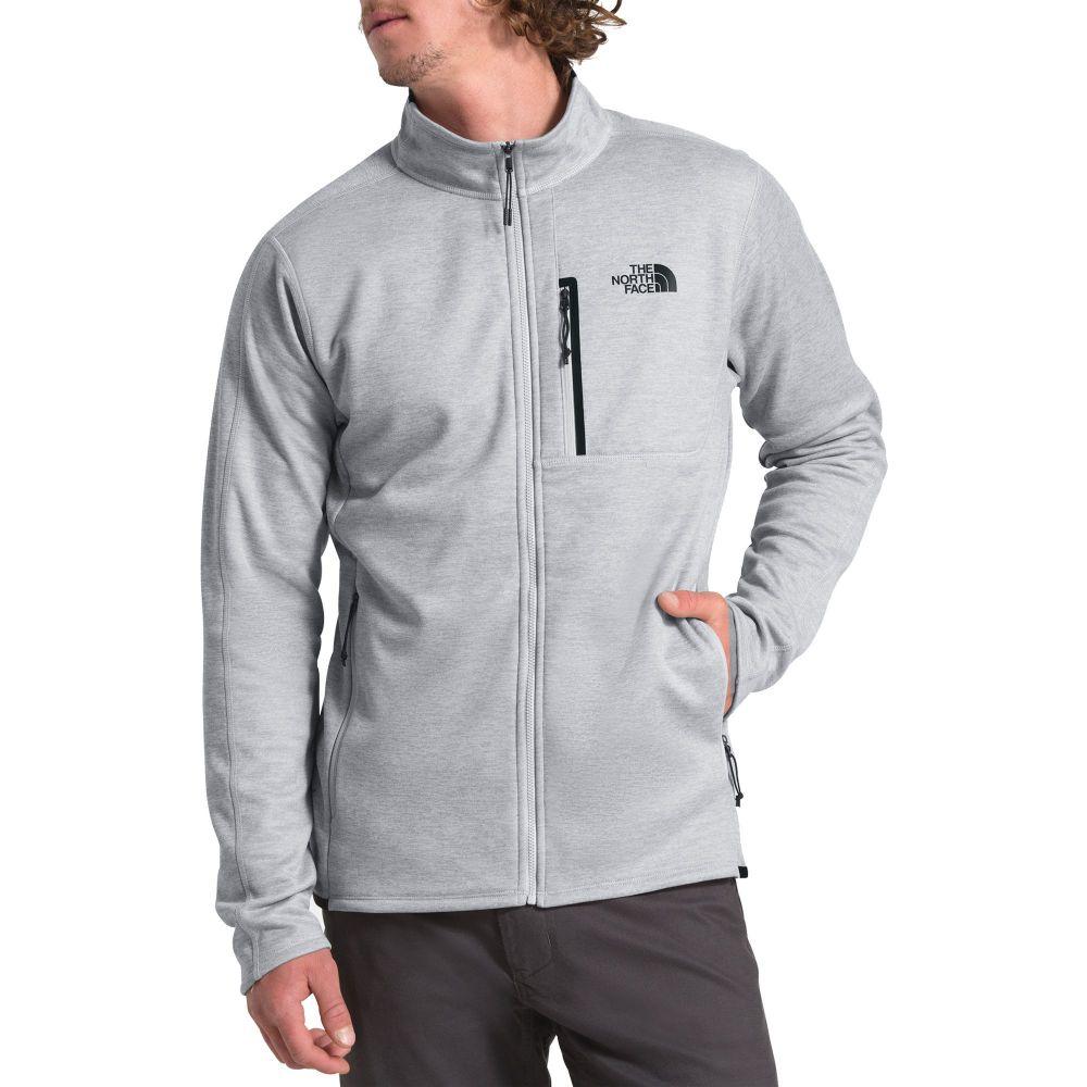 ザ ノースフェイス The North Face メンズ フリース トップス【Cynlands Full Zip Fleece Jacket】Tnflightgreyhtr