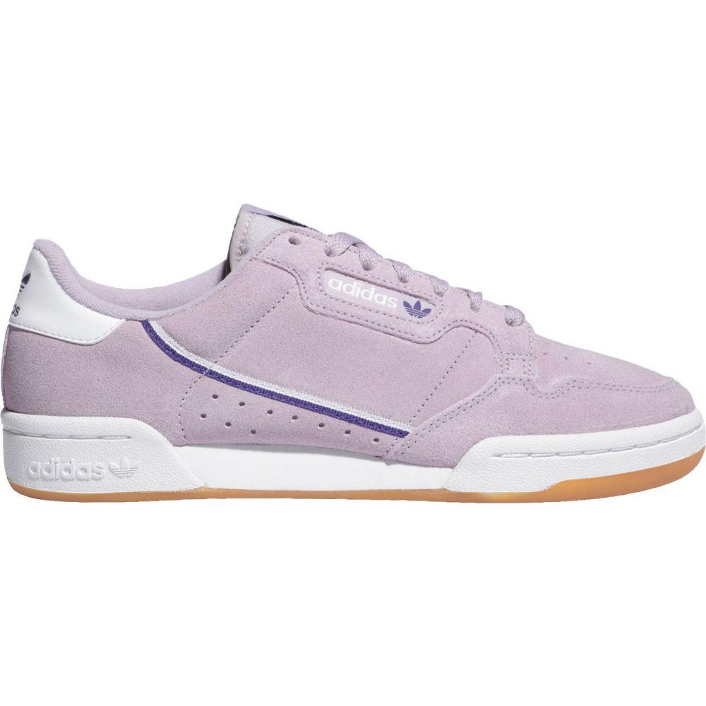 アディダス adidas レディース スニーカー シューズ・靴【Continental 80 Shoes】Lilac/White