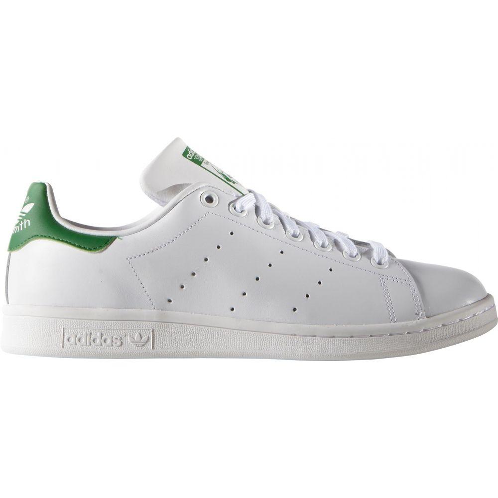 アディダス adidas メンズ スニーカー スタンスミス シューズ・靴【Originals Stan Smith Shoes】White/Green