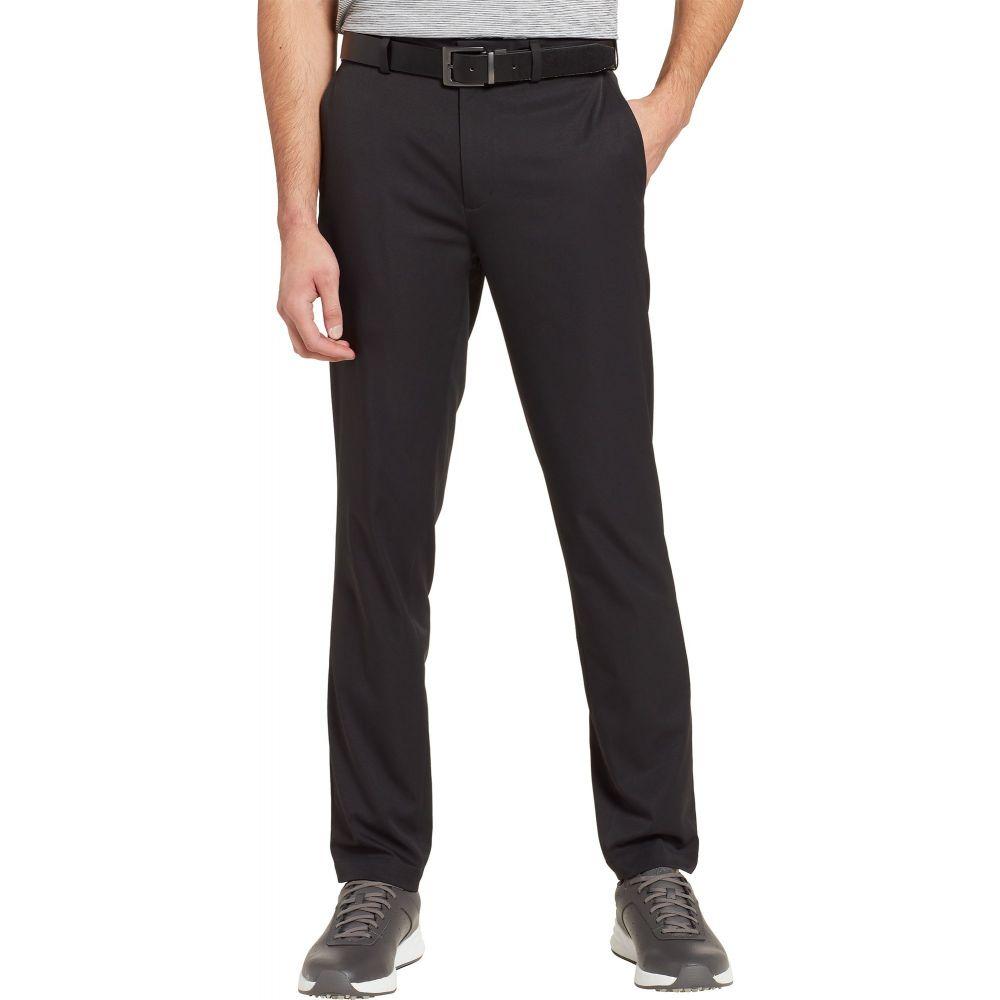 ウォルターヘーゲン Walter Hagen メンズ ゴルフ ボトムス・パンツ【Slim Fit Golf Pants】Black