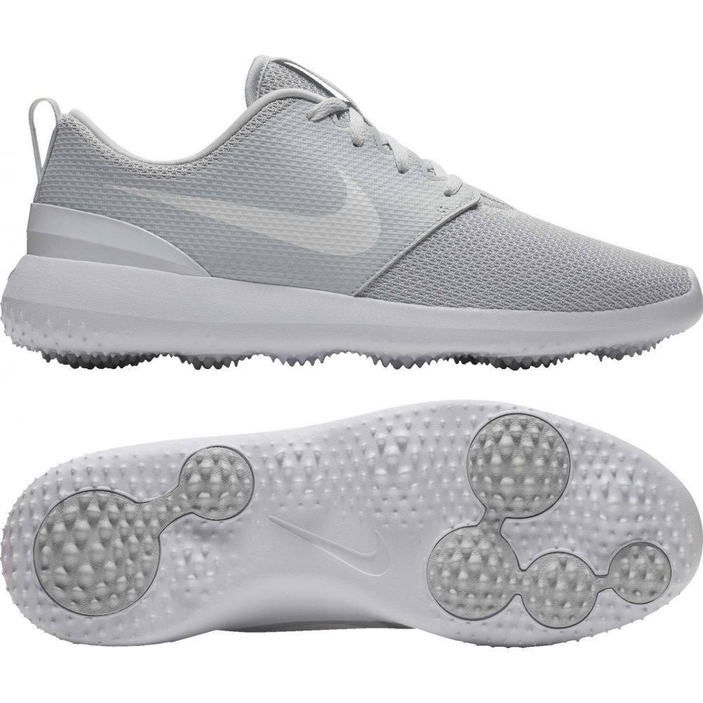 ナイキ Nike メンズ ゴルフ シューズ・靴【Roshe G Golf Shoes】Pure Platinum/White