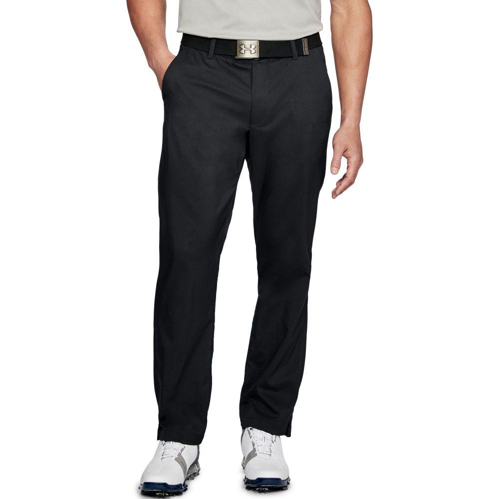 アンダーアーマー Under Armour メンズ ゴルフ ボトムス・パンツ【Showdown Straight Golf Pants】Black