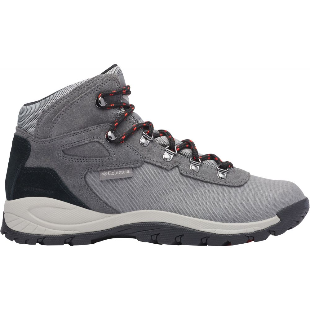 コロンビア Columbia メンズ ハイキング・登山 ブーツ シューズ・靴【Newton Ridge Waterproof Hiking Boots】Titanium