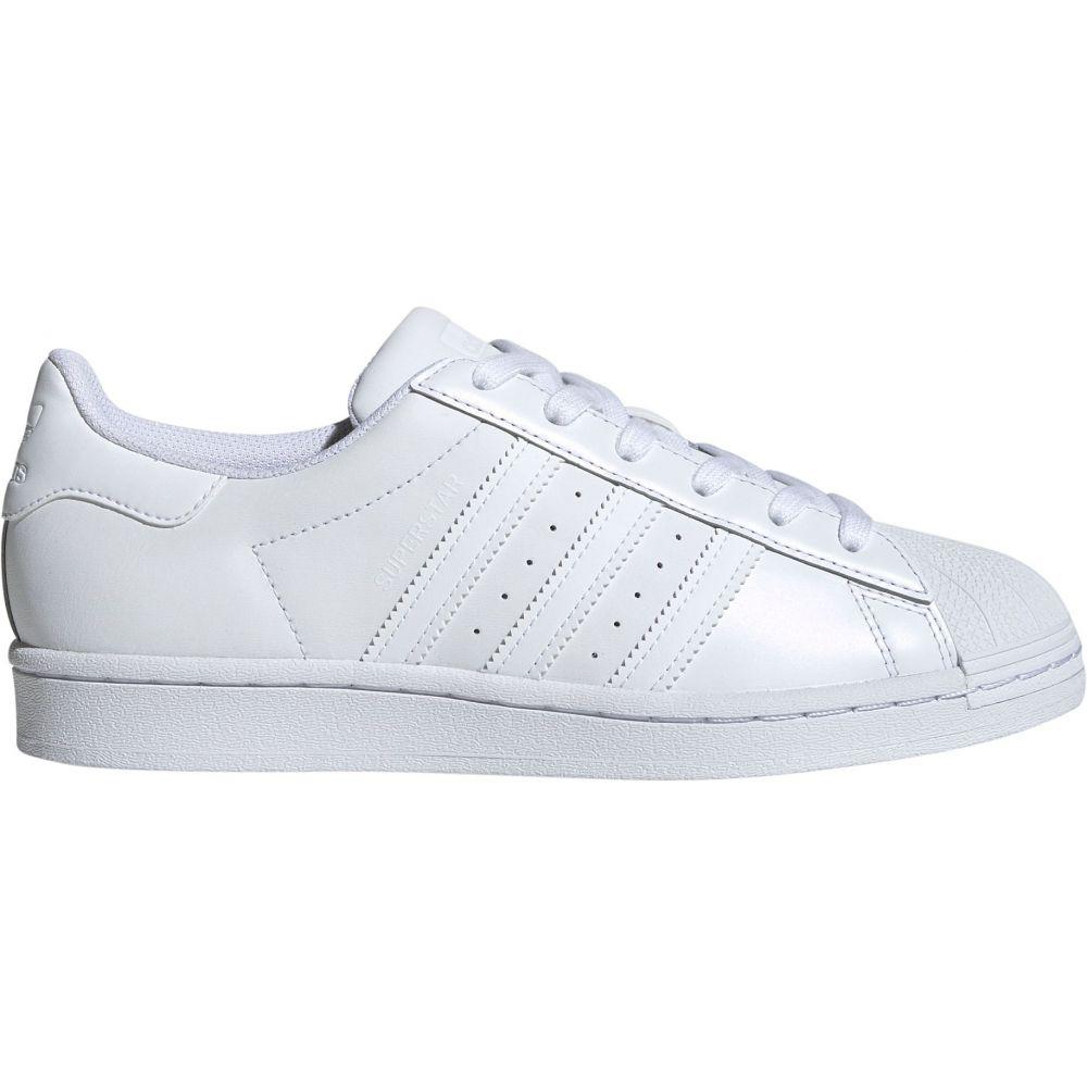 アディダス adidas レディース スニーカー シューズ・靴【Originals Superstar Shoes】White/White