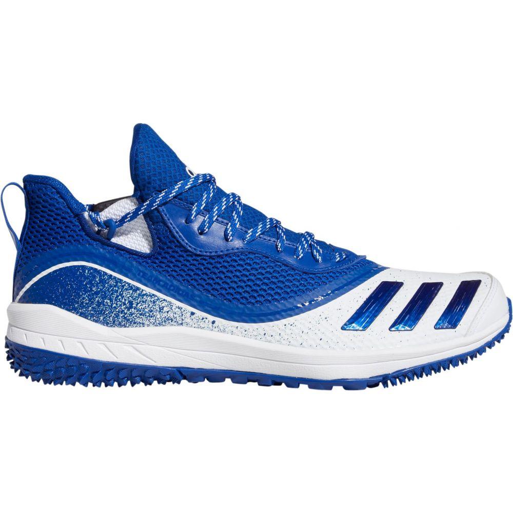アディダス adidas メンズ 野球 シューズ・靴【Icon V TF Baseball Turf Shoes】Royal/White
