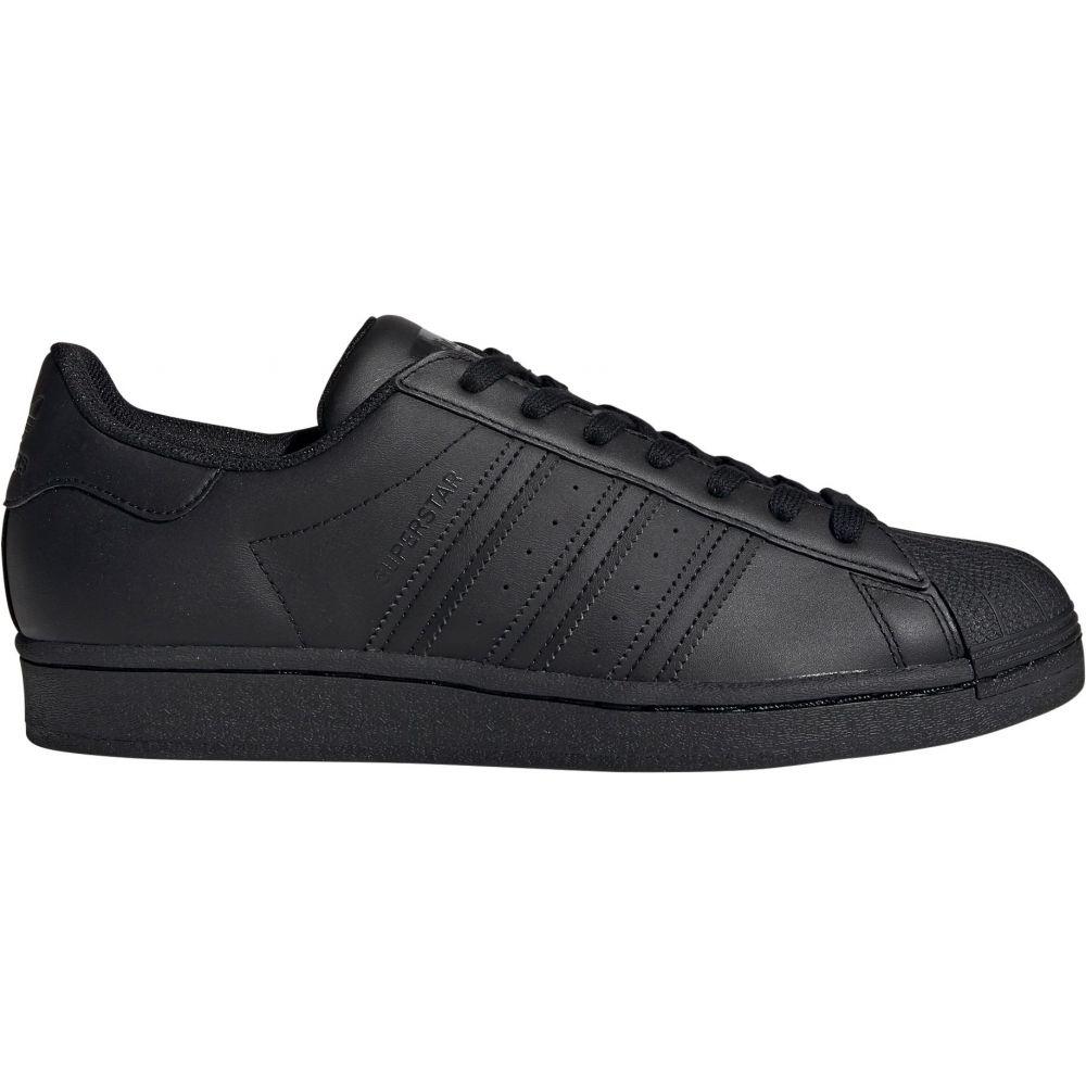 アディダス adidas メンズ スニーカー シューズ・靴【Originals Superstar Shoes】Black/Black/Black