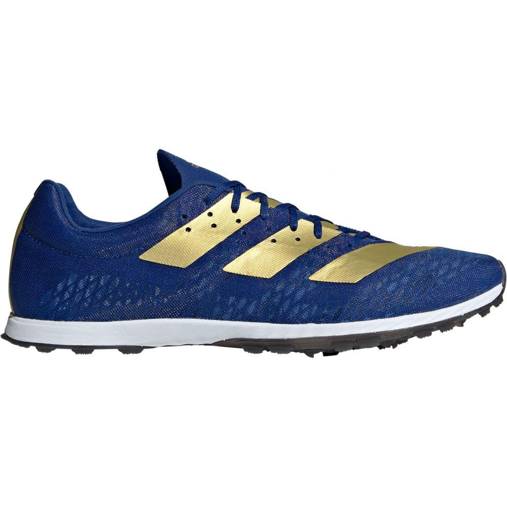 アディダス adidas メンズ 陸上 シューズ・靴【XC Sprint Cross Country Shoes】Royal/Gold