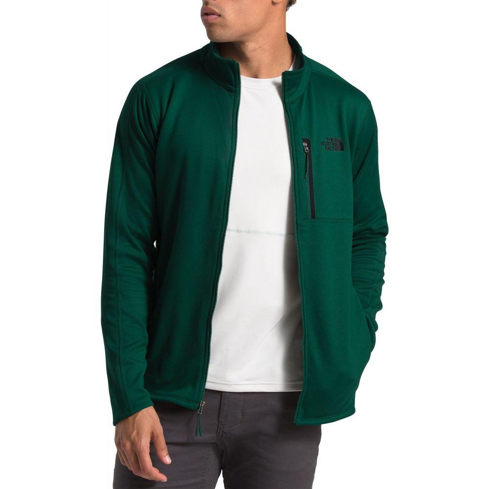 ザ ノースフェイス The North Face メンズ フリース トップス【Cynlands Full Zip Fleece Jacket】Night Green