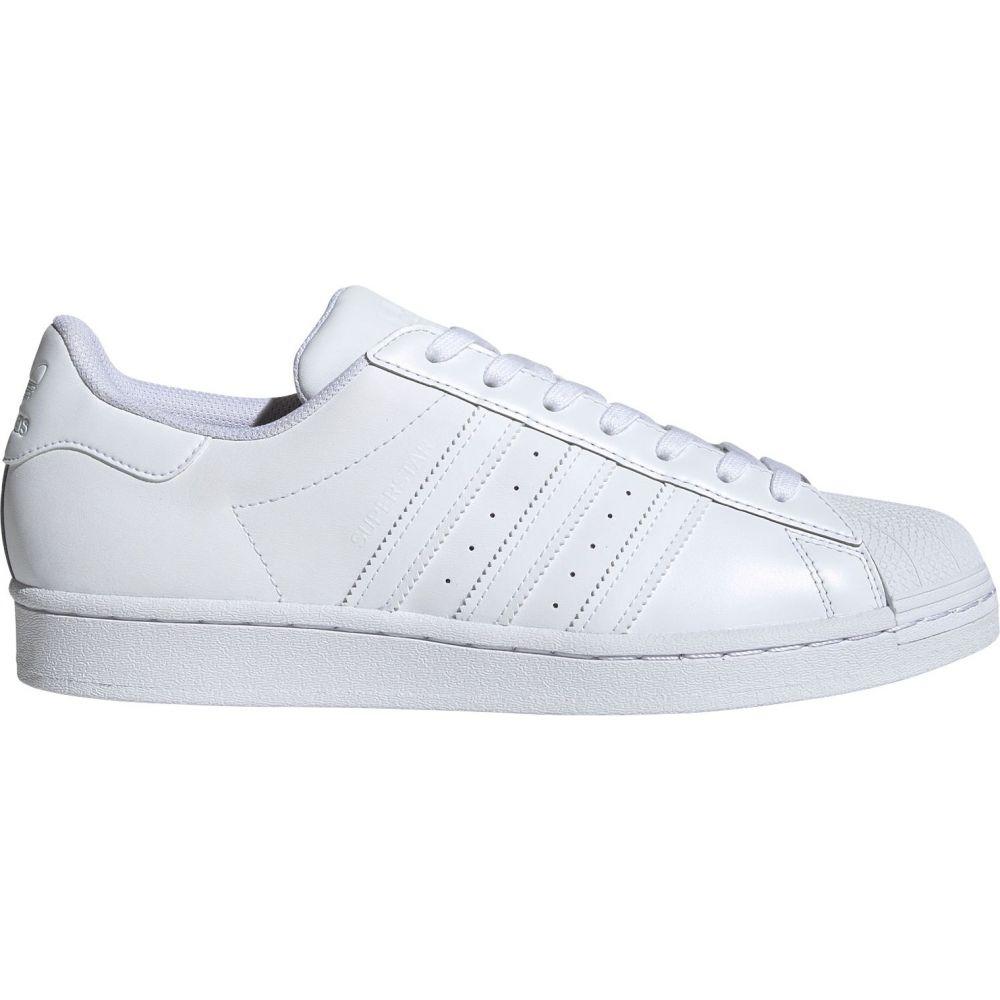 アディダス adidas メンズ スニーカー シューズ・靴【Originals Superstar Shoes】White/White/White
