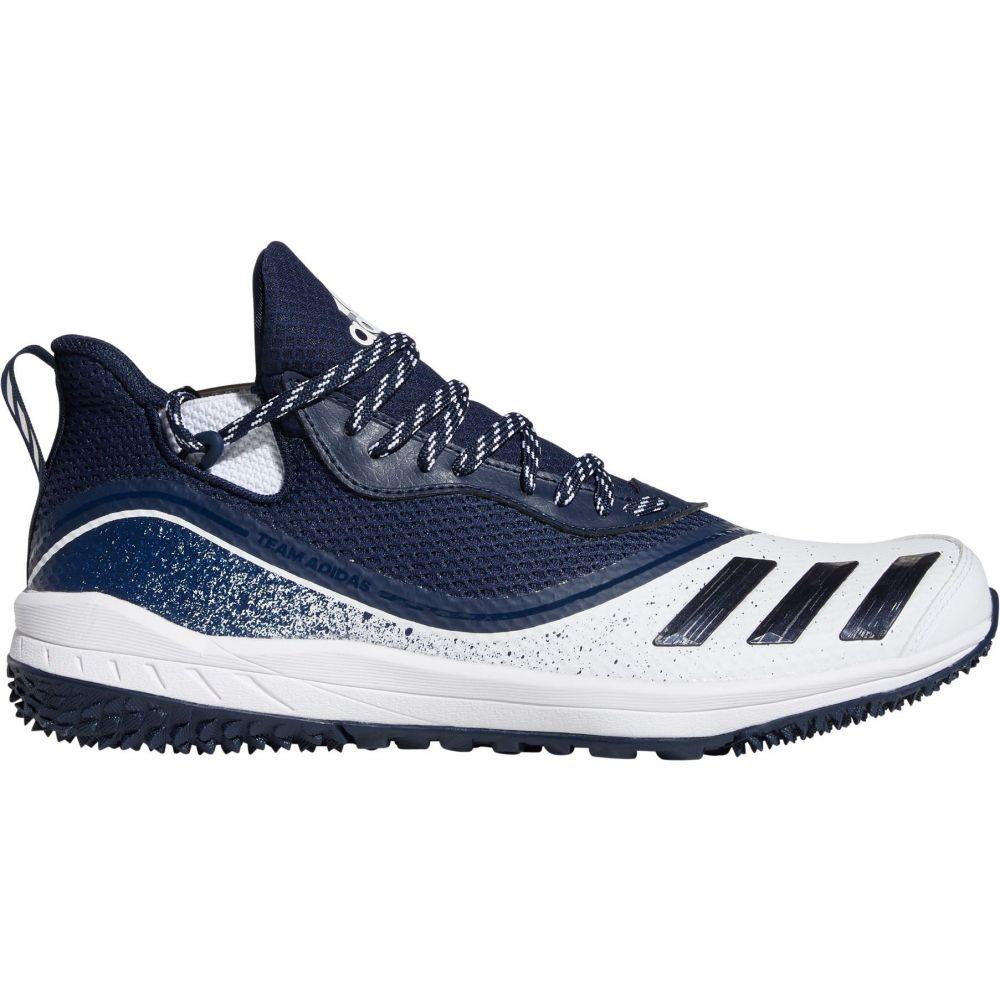 アディダス adidas メンズ 野球 シューズ・靴【Icon V TF Baseball Turf Shoes】Navy/White