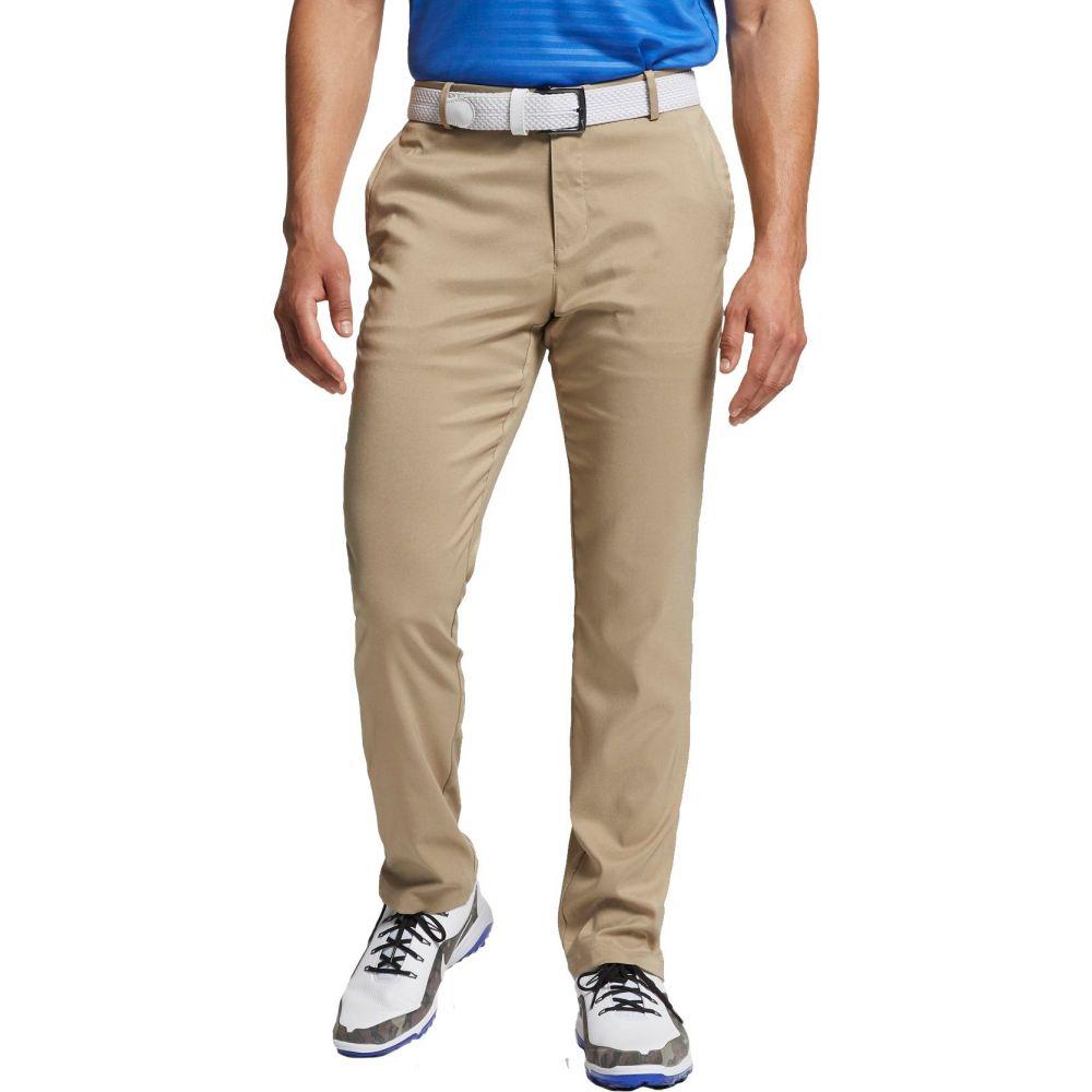 ナイキ Nike メンズ ゴルフ ボトムス・パンツ【Flat Front Flex Golf Pants】Khaki