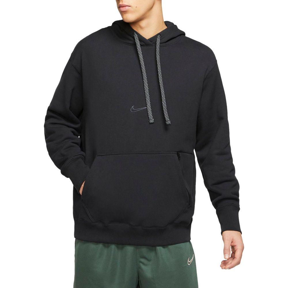 ナイキ Nike メンズ バスケットボール パーカー トップス【DNA Basketball Hoodie】Black/Off Noir