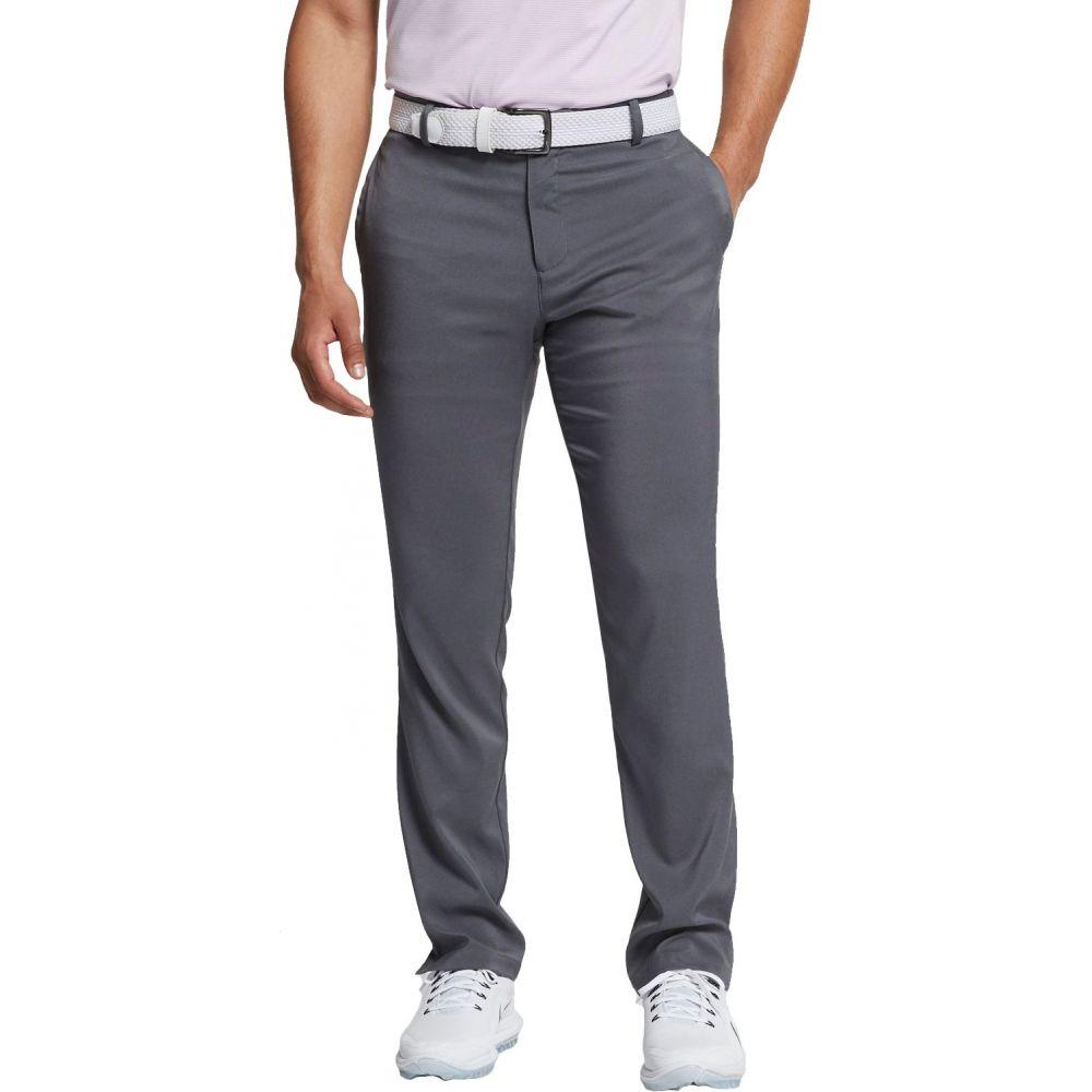 ナイキ Nike メンズ ゴルフ ボトムス・パンツ【Flat Front Flex Golf Pants】Dark Grey
