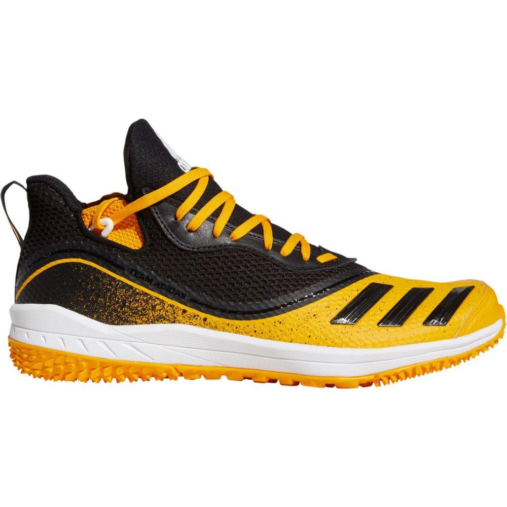 アディダス adidas メンズ 野球 シューズ・靴【Icon V TF Baseball Turf Shoes】Gold/Black