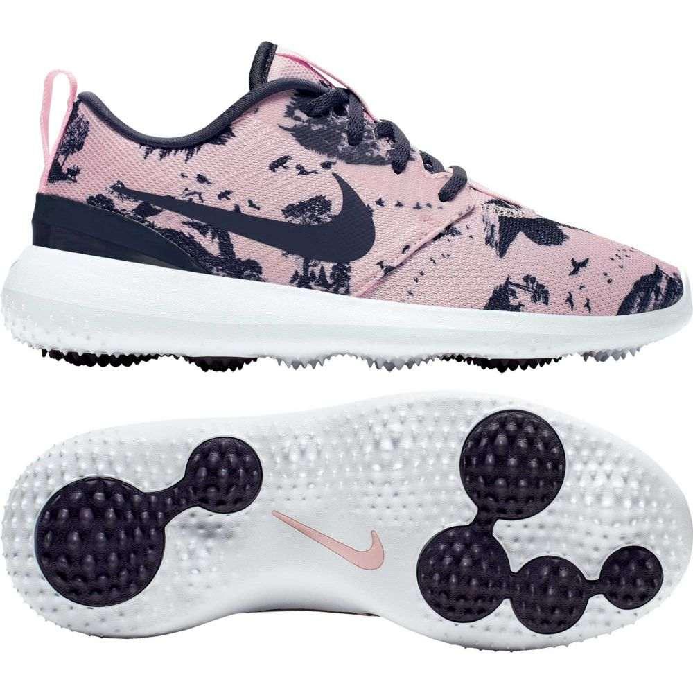 ナイキ レディース ゴルフ シューズ・靴 【サイズ交換無料】 ナイキ Nike レディース ゴルフ シューズ・靴【Roshe G Golf Shoes】Pink/Grey