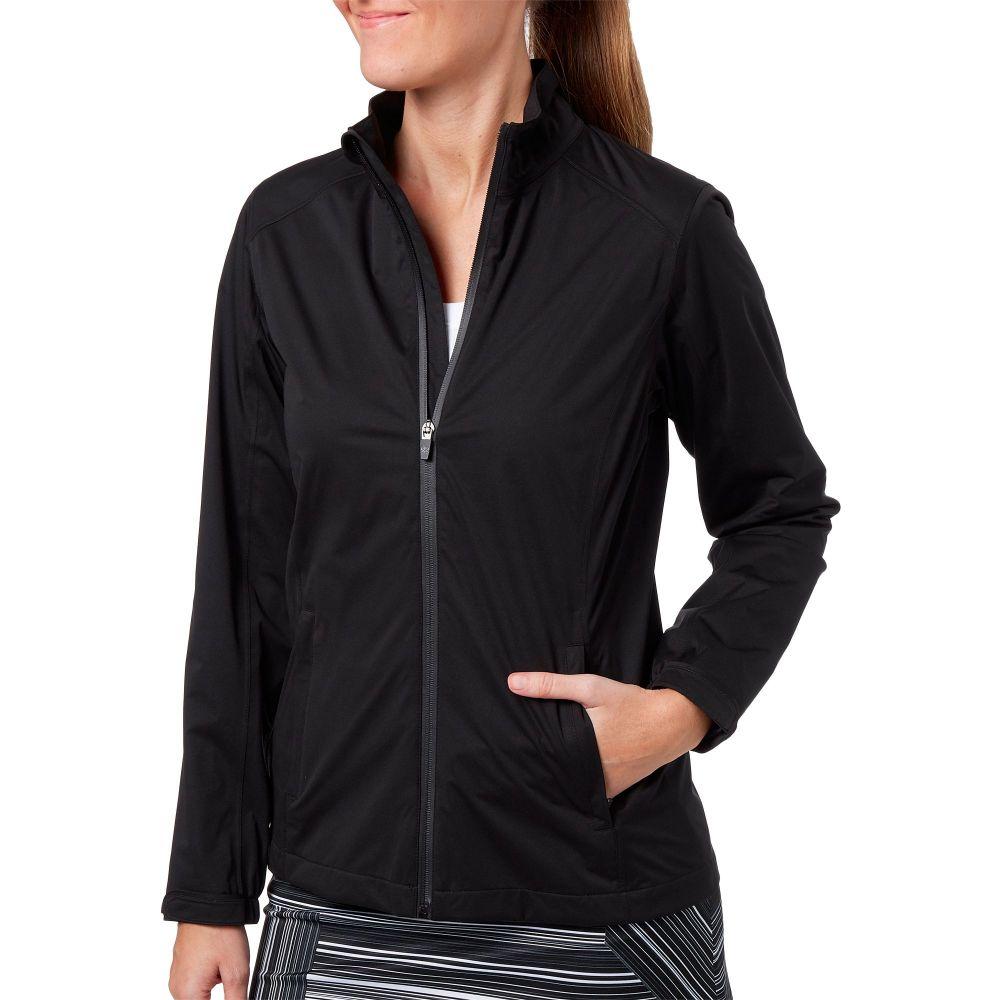 レディー ハーゲン Lady Hagen レディース ゴルフ レインジャケット アウター【Hagen Best Golf Rain Jacket】Black