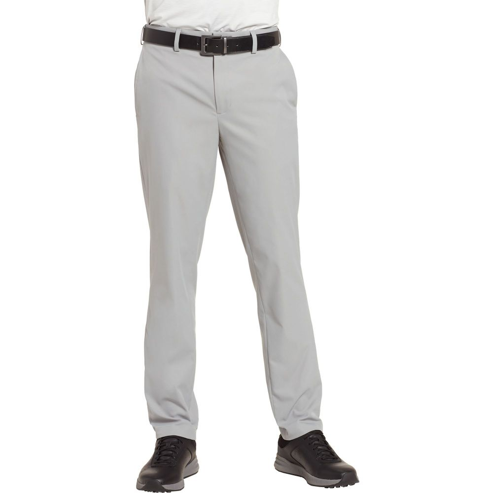 ウォルターヘーゲン Walter Hagen メンズ ゴルフ ボトムス・パンツ【Slim Fit Golf Pants】Mid Grey