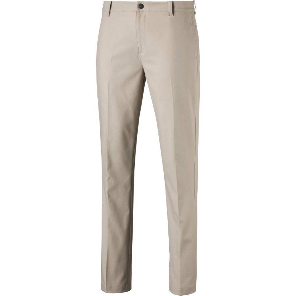 プーマ PUMA メンズ ゴルフ ボトムス・パンツ【Jackpot Golf Pants】White Pepper