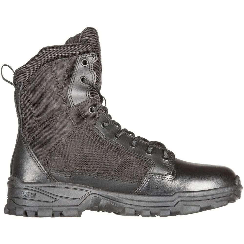 5.11 タクティカル 5.11 Tactical メンズ ブーツ シューズ・靴【Fast-Tac 6'' Tactical Boots】Black