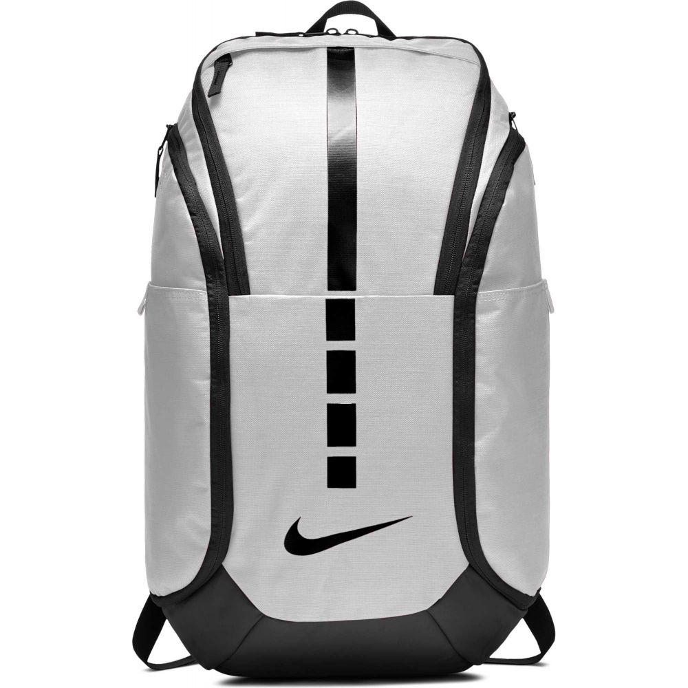ナイキ Nike ユニセックス バスケットボール バックパック・リュック【Hoops Elite Pro Basketball Backpack】White/Black