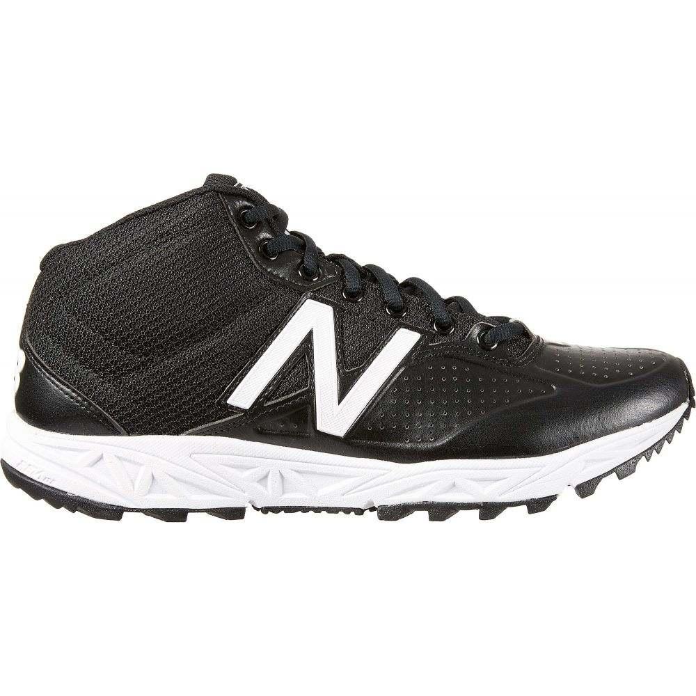 ニューバランス New Balance メンズ シューズ・靴 【MU950 V2 Mid Umpire Shoes】Black/White