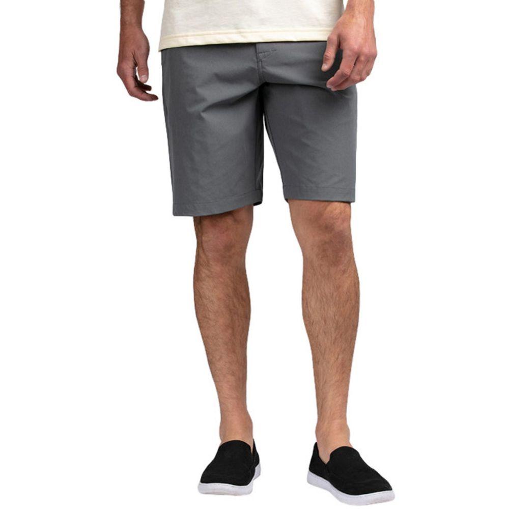 トラビスマシュー TravisMathew メンズ ゴルフ ショートパンツ ボトムス・パンツ【Beck Golf Shorts】Charcoal