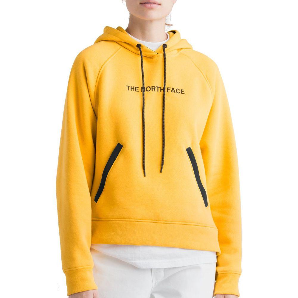 ザ ノースフェイス The North Face レディース パーカー トップス【Graphic Pullover Hoodie】TNF Yellow