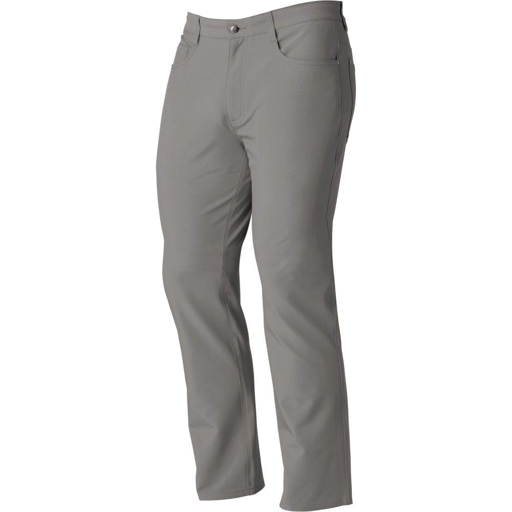 フットジョイ FootJoy メンズ ゴルフ ボトムス・パンツ【Performance Athletic Fit 5 Pocket Golf Pants】Grey