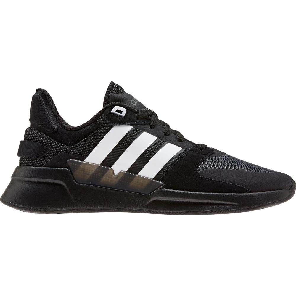 アディダス adidas メンズ スニーカー シューズ・靴【Run 90s Shoes】Black/White/Grey