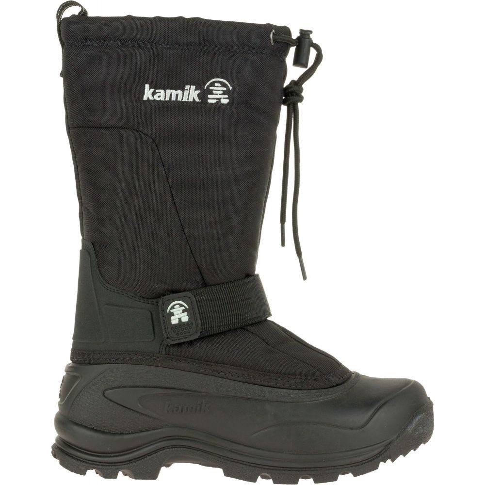 カミック Kamik メンズ ブーツ ウインターブーツ シューズ・靴【Greenbay4 Waterproof Winter Boots】Black