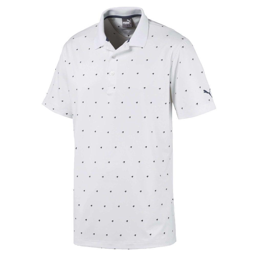プーマ PUMA メンズ ゴルフ ポロシャツ トップス【Skerries Golf Polo】Bright White