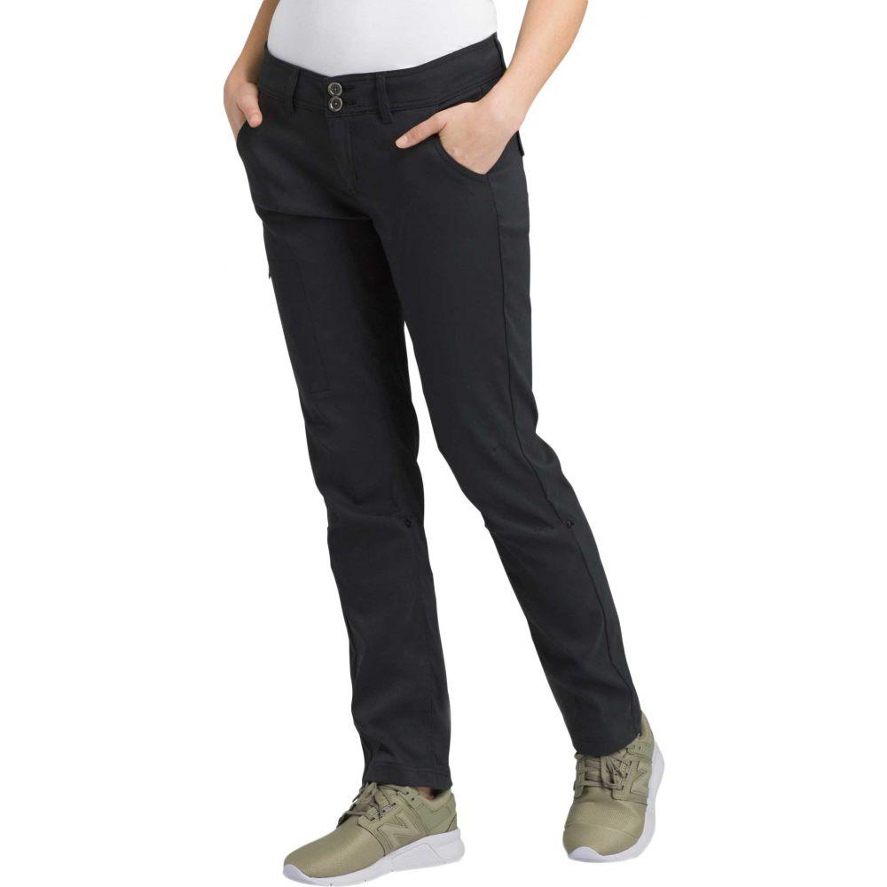 プラーナ prAna レディース ボトムス・パンツ 【Halle Straight Leg Pants】Black