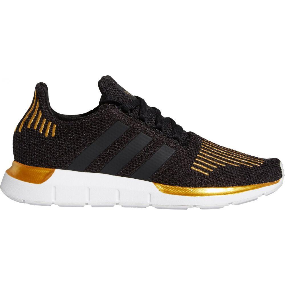 アディダス adidas レディース スニーカー シューズ・靴【Originals Swift Run Shoes】Black/Metallic