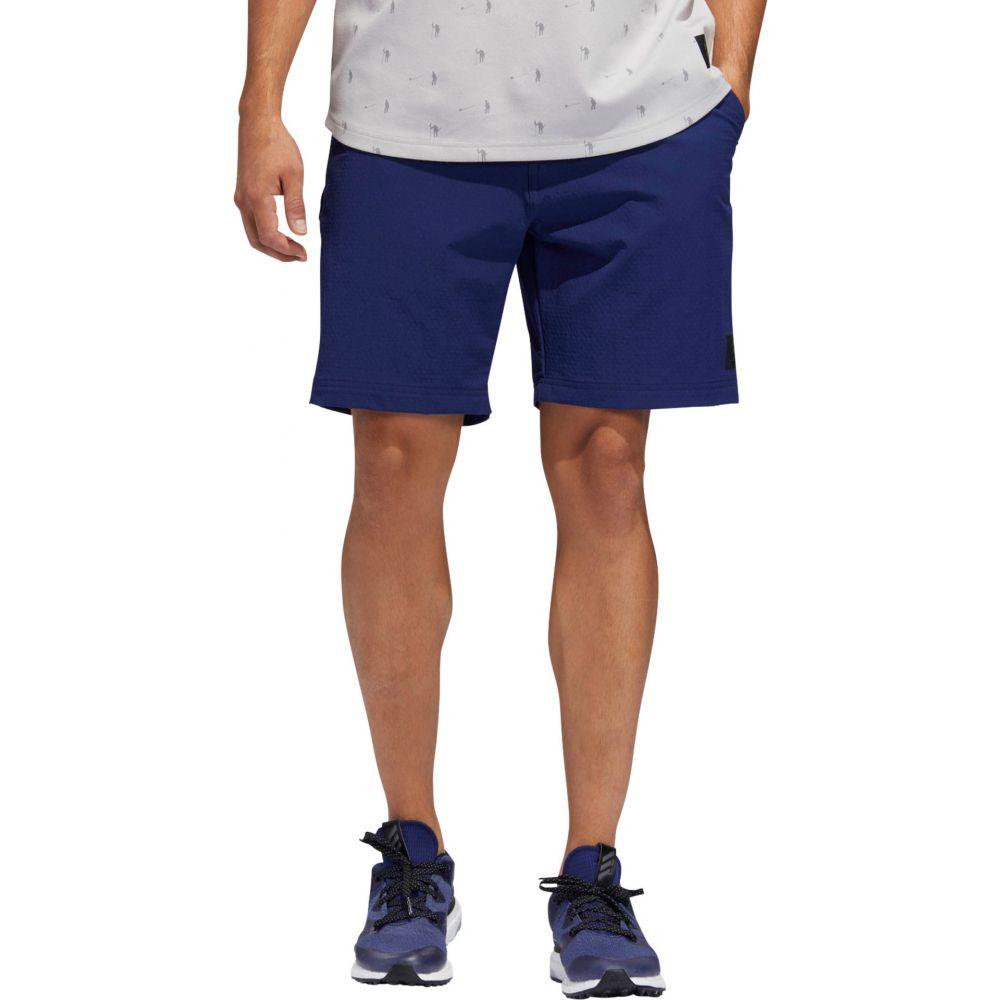 アディダス adidas メンズ ゴルフ ショートパンツ ボトムス・パンツ【Adicross Hybrid Golf Shorts】Dark Blue