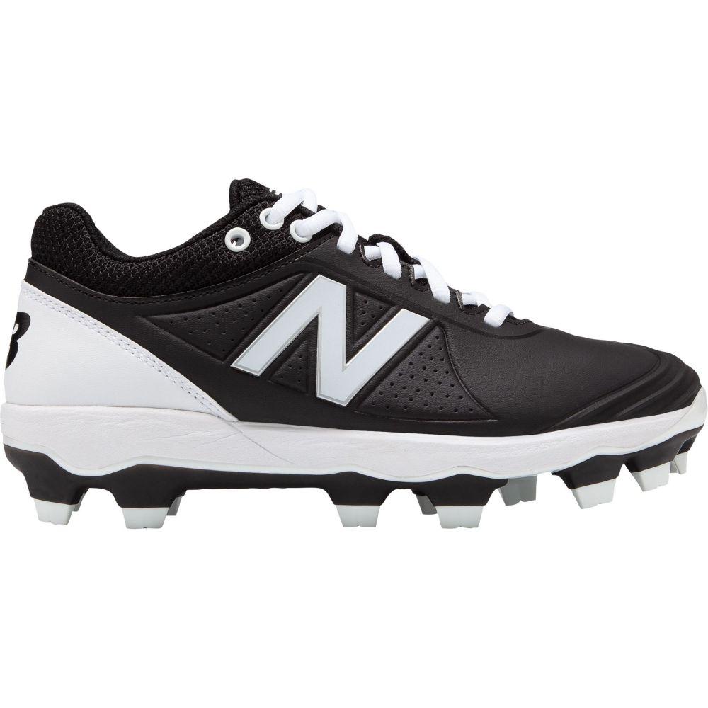 ニューバランス New Balance レディース 野球 スパイク シューズ・靴【FUSEV2 Softball Cleats】Black/White