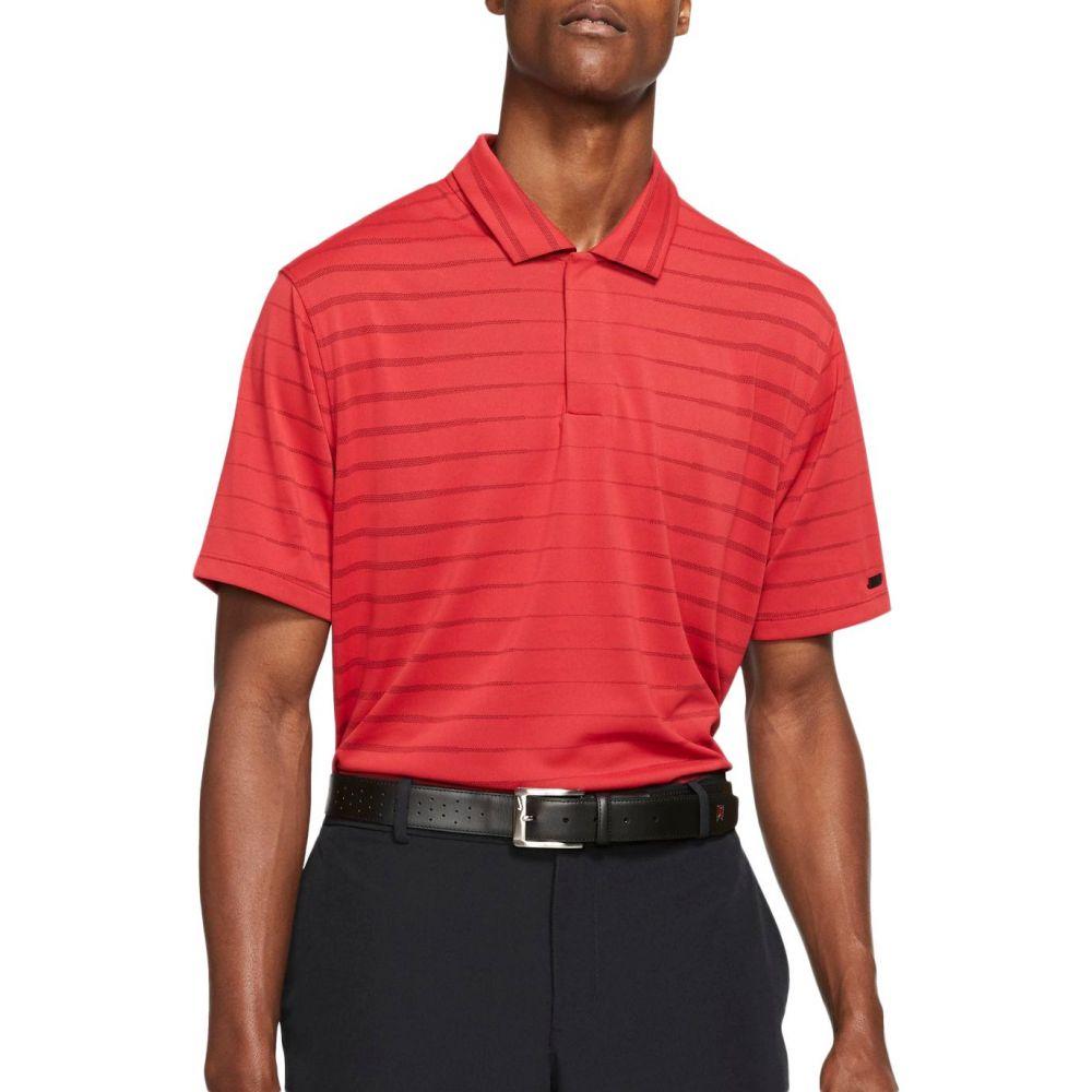 ナイキ Nike メンズ ゴルフ ポロシャツ トップス【Tiger Woods Novelty Golf Polo】Gym Red