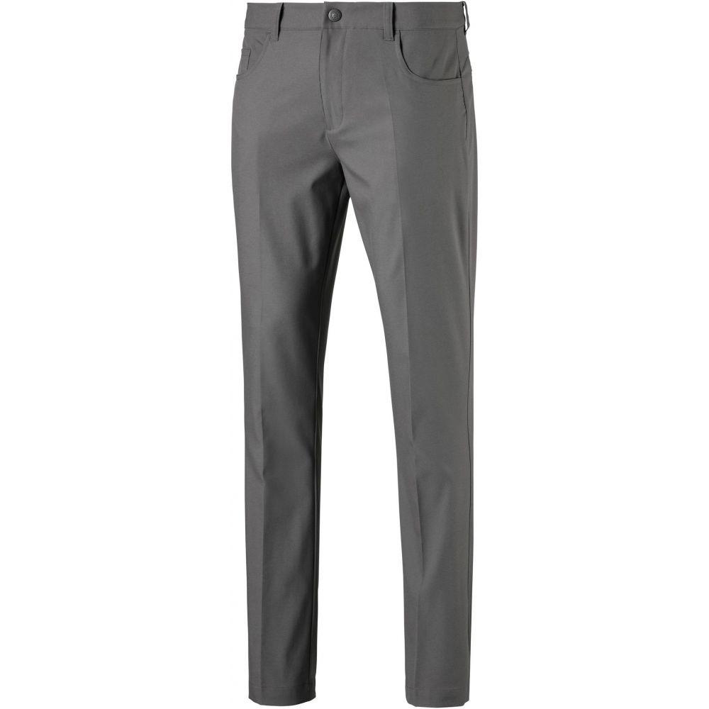 プーマ PUMA メンズ ゴルフ ボトムス・パンツ【Jackpot 5 Pocket Golf Pants】Quiet Shade