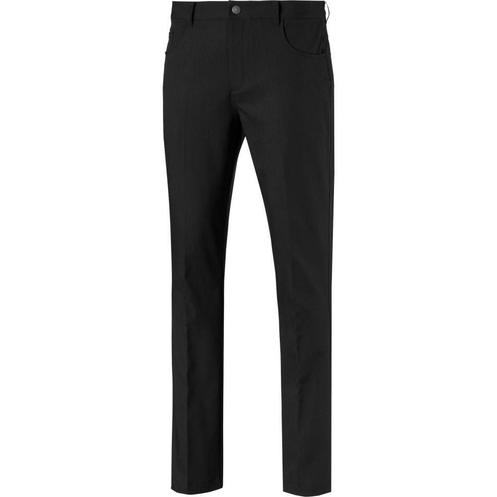 プーマ PUMA メンズ ゴルフ ボトムス・パンツ【Jackpot 5 Pocket Golf Pants】Puma Black