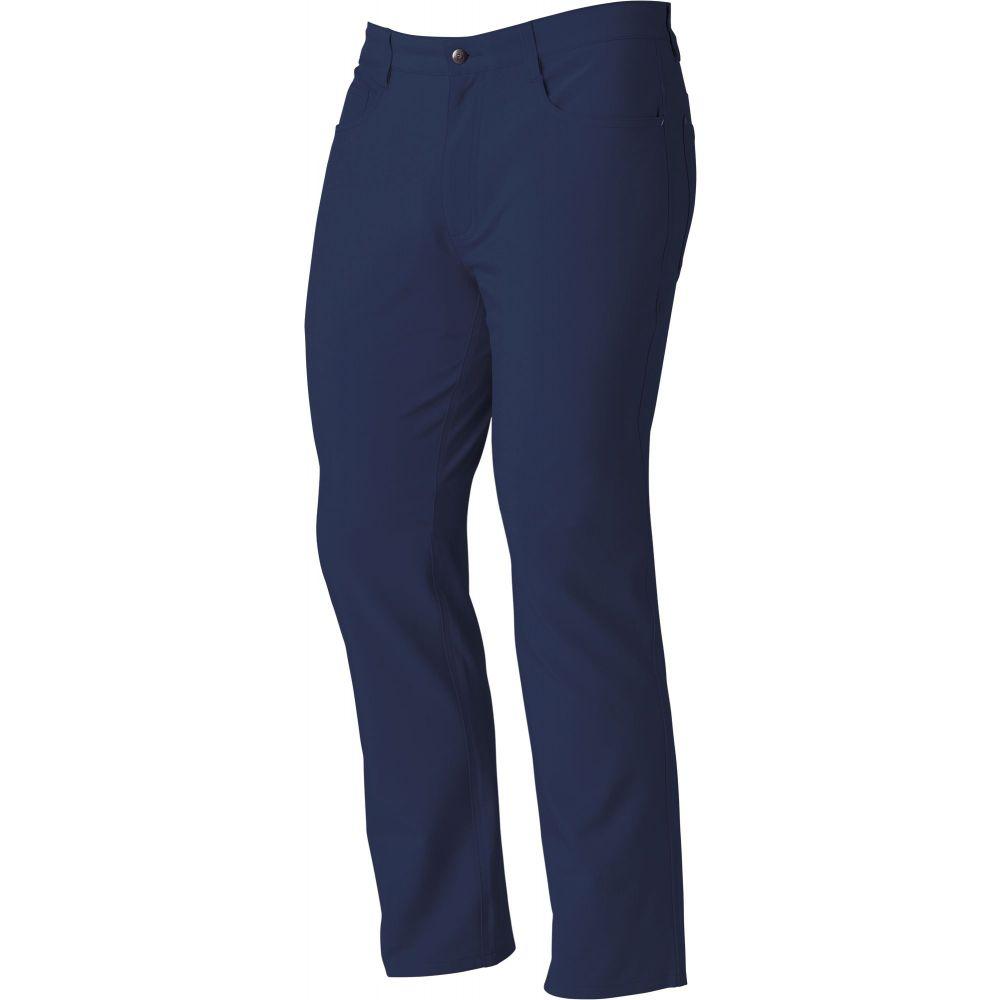 フットジョイ FootJoy メンズ ゴルフ ボトムス・パンツ【Performance Athletic Fit 5 Pocket Golf Pants】Navy