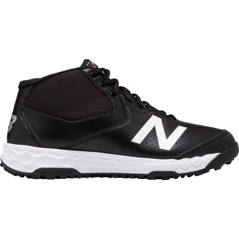 ニューバランス New Balance メンズ シューズ・靴 【MU950 V3 Mid Umpire Shoes】Black/White